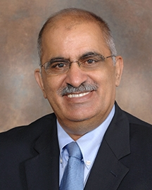 Photo of  Asad Dalia, MD, PhD