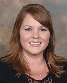 Photo of  Megan Patton, RHIA, M.Ed