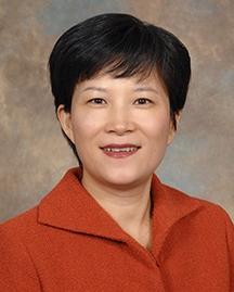 Photo of  Fawen Zhang, MD., PhD