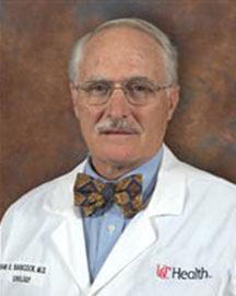 Photo of  John Babcock, MD