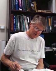 Photo of James Stringer, Ph.D.