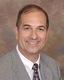 Photo of Michael Lamba, PhD