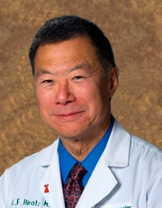 Photo of  Loren Hiratzka, MD