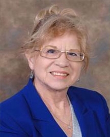 Photo of Judy Jarrell, ED D