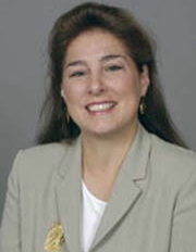 Photo of Theresa Leininger-Miller, Ph.D