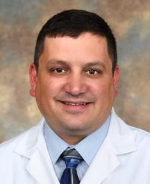 Photo of James Muth, MD, PhD