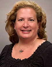 Photo of Amy Bernard, Ph.D., CHES