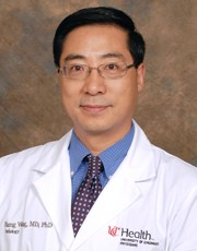 Photo of  Jiang Wang, MD, PhD