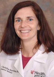 Photo of  Christine Burrows, MD