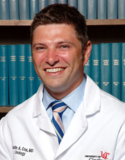Photo of Justin Cox, MD
