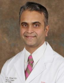 Photo of  Syed Ahmad, MD
