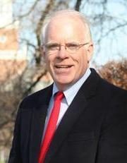 Photo of James O'Reilly