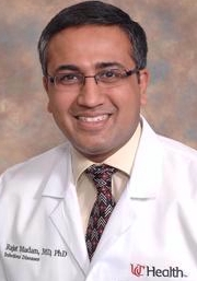 Photo of Rajat Madan, MD, PhD