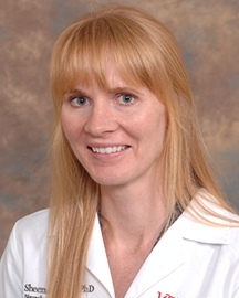 Photo of Sheena Horning, PhD