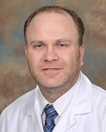 Photo of  Nathan Evanson, MD/PhD