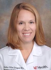 Photo of Trisha Wise-Draper, MD, PhD