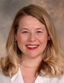 Photo of  Caroline Alquist, MD, PhD, D(ABHI)
