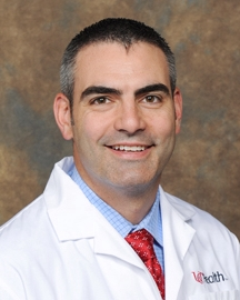 Photo of Jordan Bonomo, MD, FCCM, FNCS
