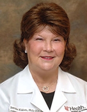 Photo of Bernice K. Klaben, PhD, PH D