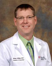 Photo of Brian Miller, MD, FACOG