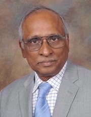 Photo of Marepalli Rao, PhD