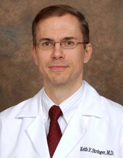 Photo of Keith Stringer, MD