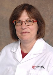 Photo of  Lesley Gilbertson, MD