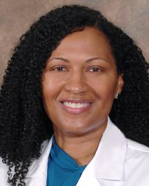 Photo of Danielle Johnson, MD, FAPA