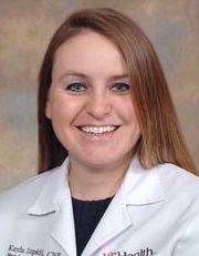 Photo of Kayla Lupidi, Adult Gerontology Acute Care