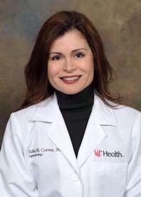 Photo of  Zelia Correa, MD, PhD