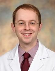 Photo of  David G. Kleesattel, MD, PGY 4