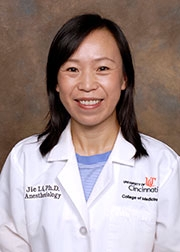 Photo of Jie Li, PhD