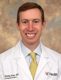 Photo of Phillip R. Ross, MD