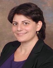Photo of  Hala Elnakat Thomas, PhD
