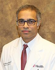 Photo of Krishna Athota, MD