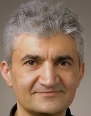 Photo of  Hamid Eghbalnia, PhD