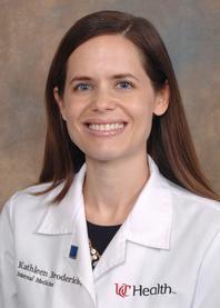 Photo of Kathleen Broderick-Forsgren, MD