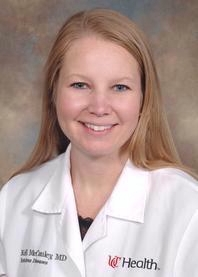 Photo of Kelli McCauley Williams, MD