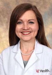 Photo of Laura Frankenfeld, MD