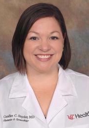 Photo of Candice Snyder, MD