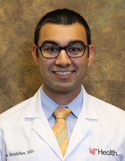 Photo of Justin Streicher, MD