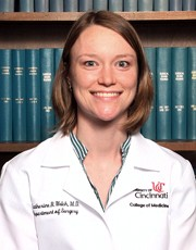 Photo of Katherine VanOss, M.D.