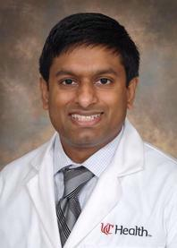 Photo of Srinivas Rajsheker, MD
