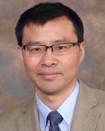 Photo of  Aimin Chen, MD, PhD