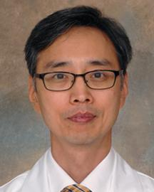 Photo of Christian Hong, PhD