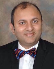 Photo of  Ameet Chimote, PhD