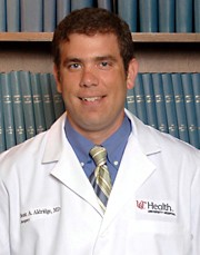 Photo of Beau Aldridge, M.D.