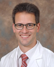 Photo of Justin Benoit, MD, MS, FAEMS