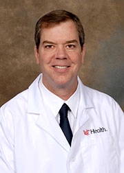 Photo of  Randy Richter, MD, PhD