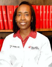 Photo of Cherie Phillips, M.D.